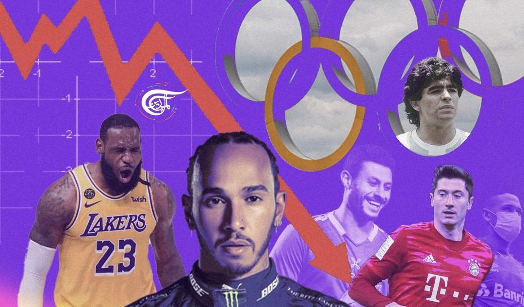 الرياضة في العام 2020.. صراع الحياة والموت!