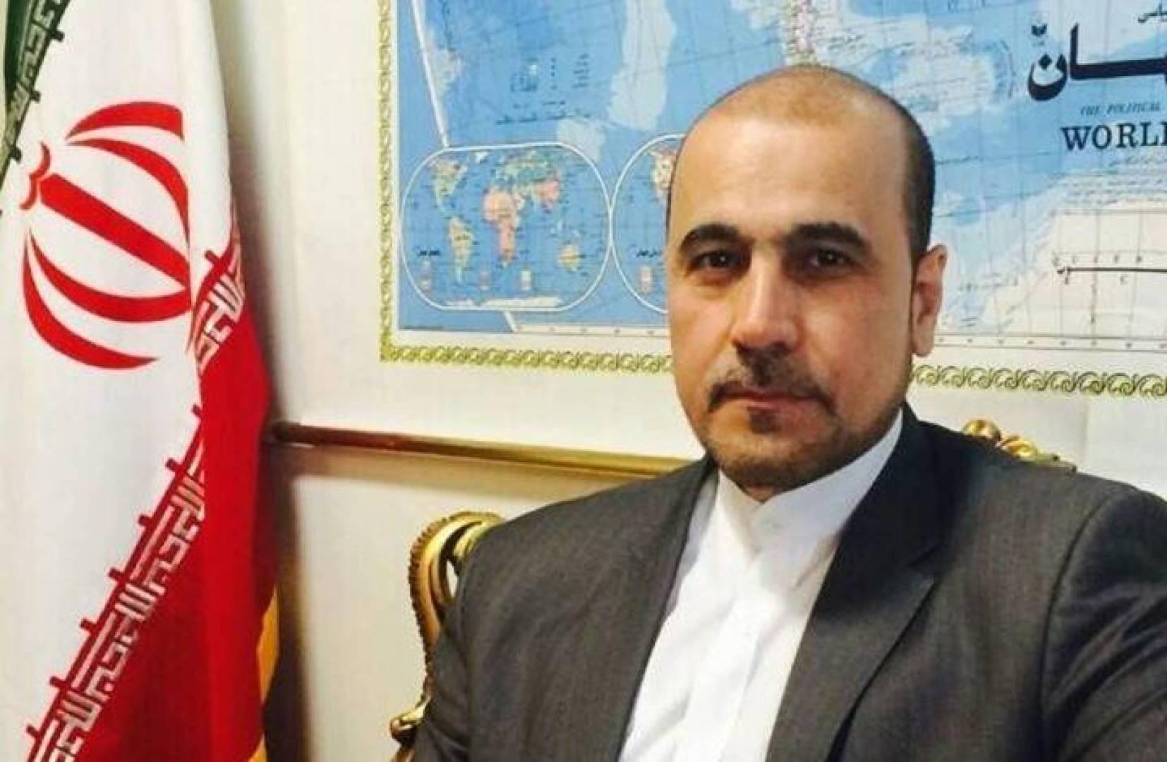 مدير مركز الدراسات الاستراتيجية والعلاقات الدولية والدبلوماسي السابق أمير موسوي