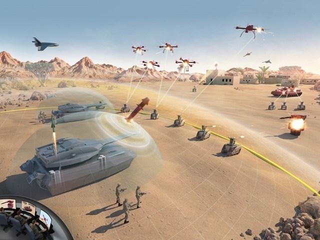 بات من الضروري إعادة تعريف دور المدرعات والدبابات والبوارج ومنظومات الدفاع الجوي