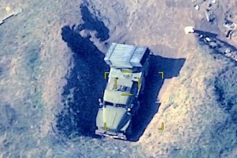 في معارك كاراباخ 2020 تطوّر مبدأ السيطرة الجوية