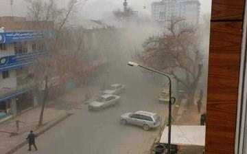 ثلاثة انفجارات متتالية هزّت العاصمة كابل في مناطق متفرقة