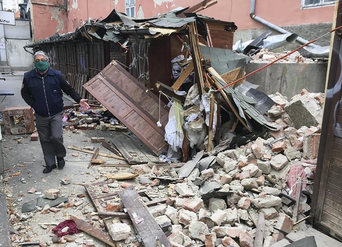 زلزال جديد بقوّة 5,2 درجة في كرواتيا