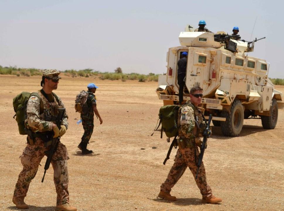جنود فرنسيين في مالي