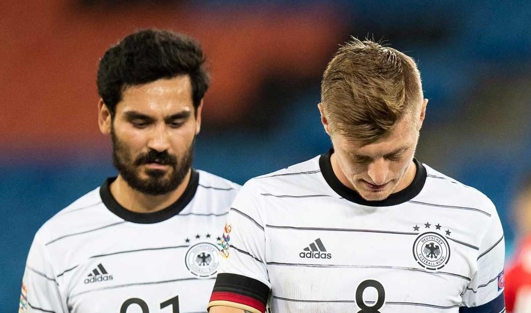 خسر منتخب ألمانيا أمام نظيره الإسباني 0-6 في دوري الأمم الأوروبية
