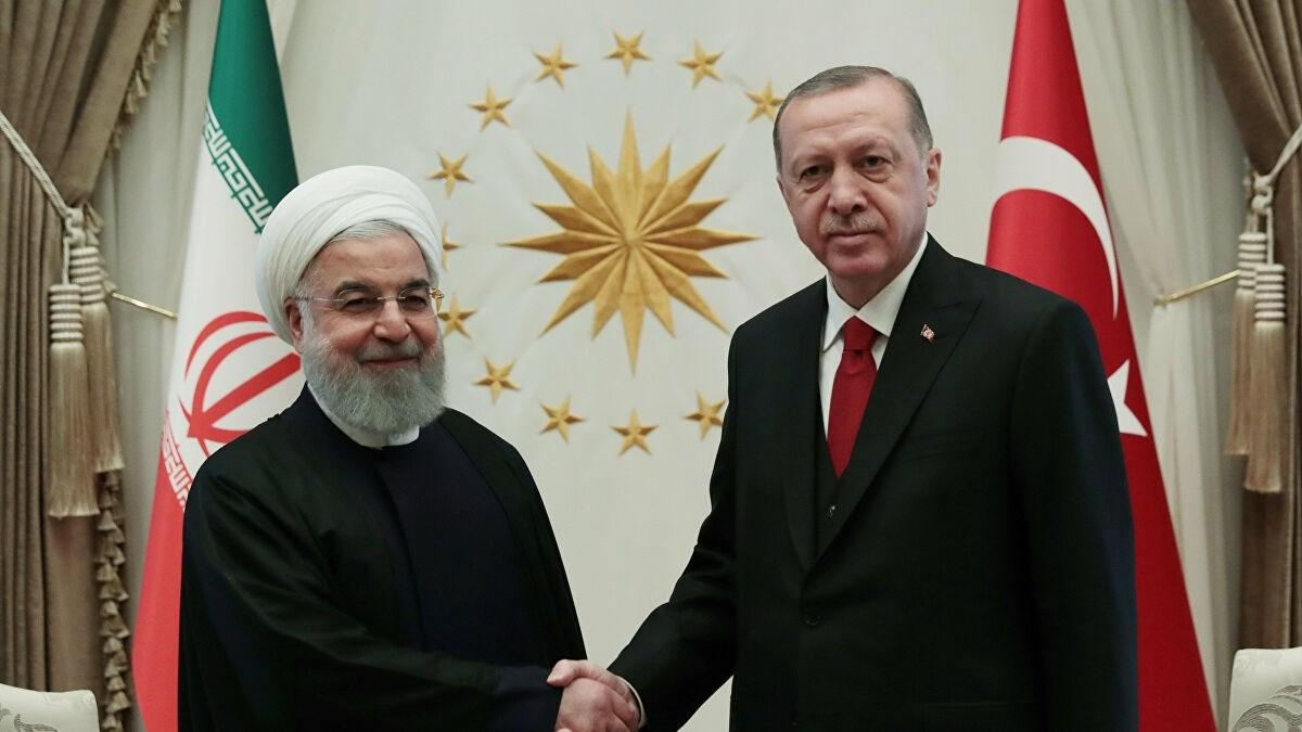 روحاني لاردوغان: من حق إيران الانتقام لدماء الشهيد زادة