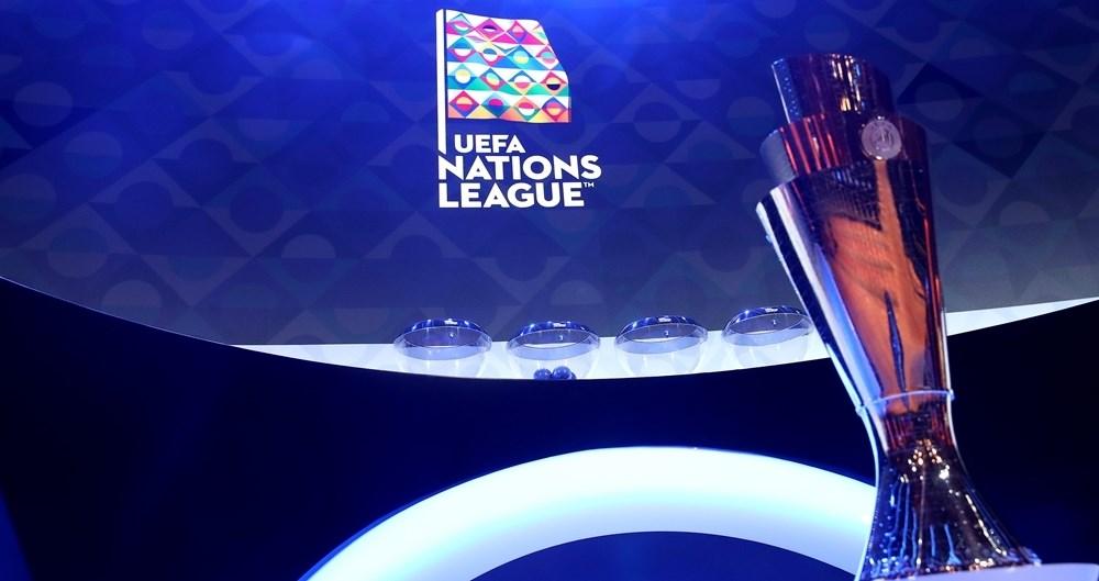 رسمياً.. نتائج قرعة نصف نهائي دوري الأمم الأوروبية