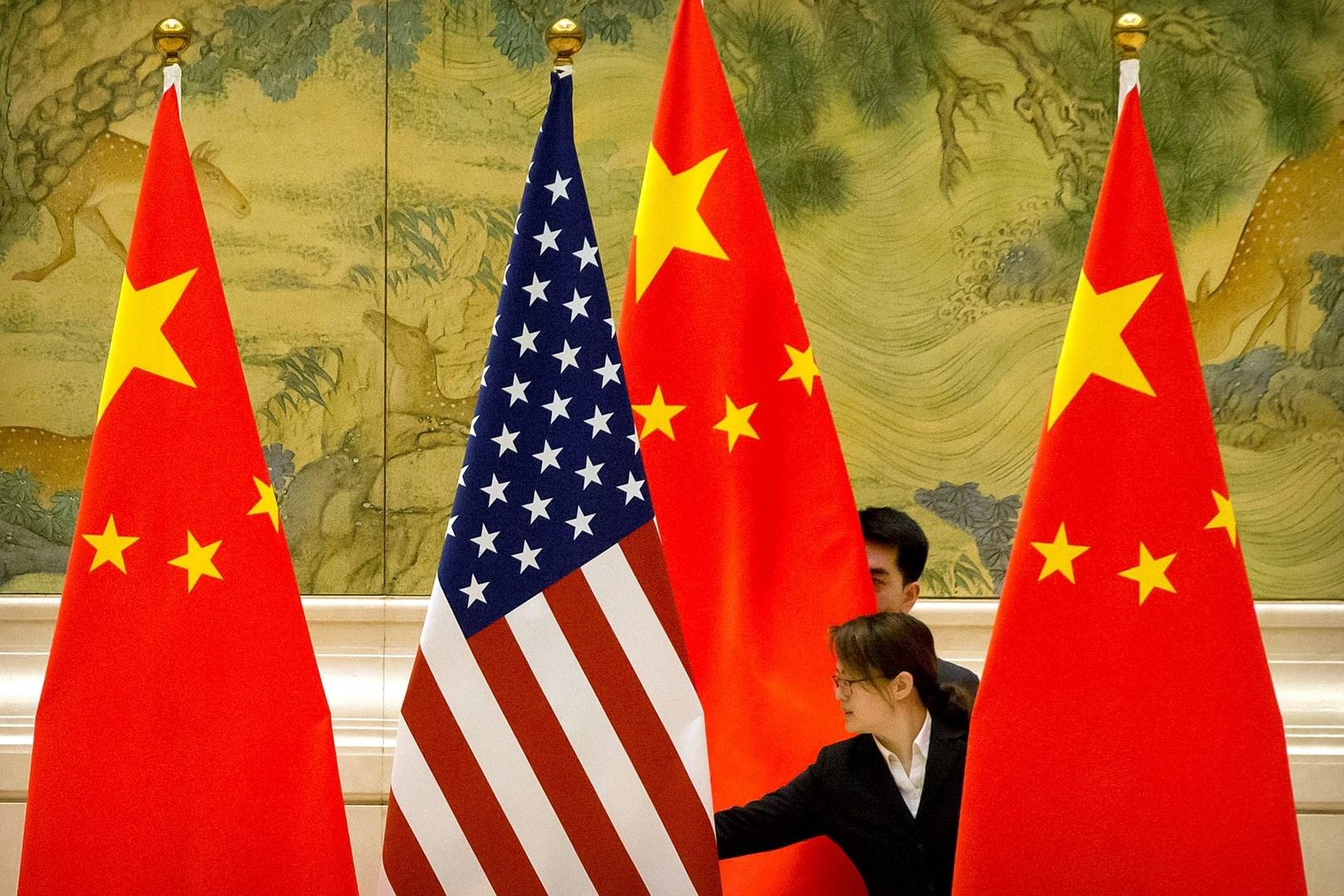 العلاقات الصينية الأميركية تراجعت إلى أدنى مستوياتها منذ عقود بسبب قضايا مثل التجارة والتكنولوجيا