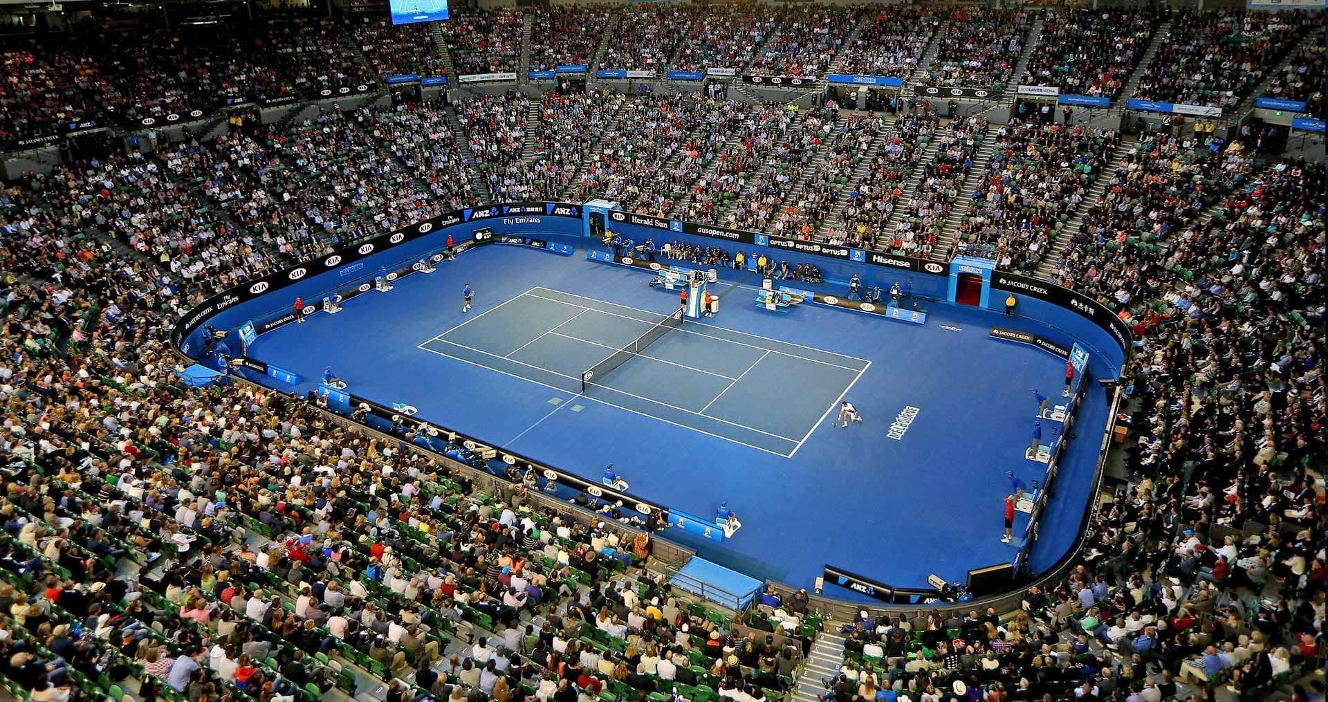 ملعب أستراليا المفتوحة (أرشيف)