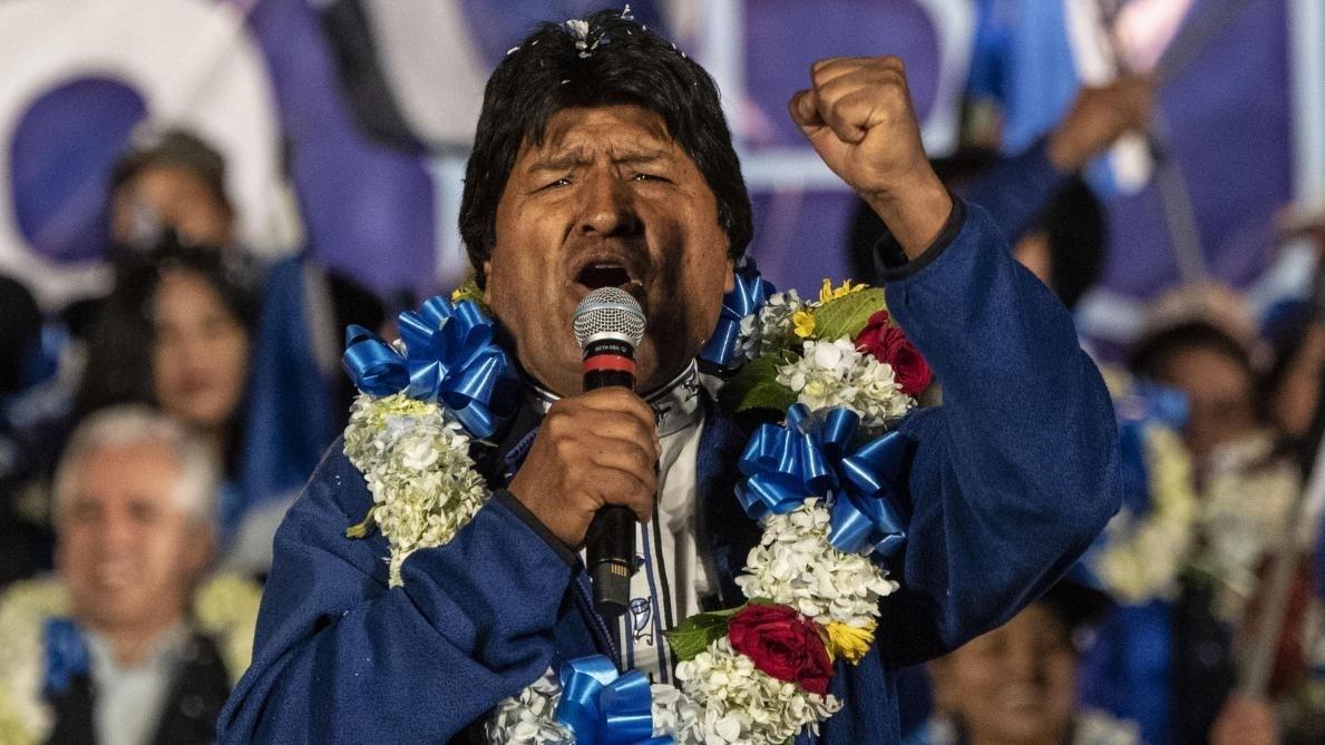 الزعيم البوليفي يحث شعبه على التصويت في الانتخابات المحلية المرتقبة