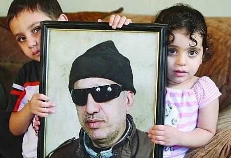 زوجة الأسير الكفيف علاء بازيان: لم أشعر يوماُ أني متزوجة من شخ فقد بصره لان مرؤته عالية