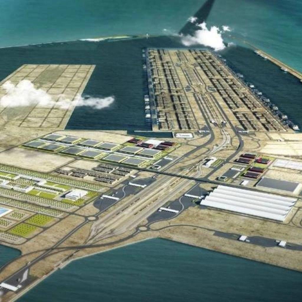 طريق الحرير مرتبط بإكمال إنشاء ميناء الفاو الكبير وتوقيع العقد عقب الاتفاق مع الشركة المنفذة