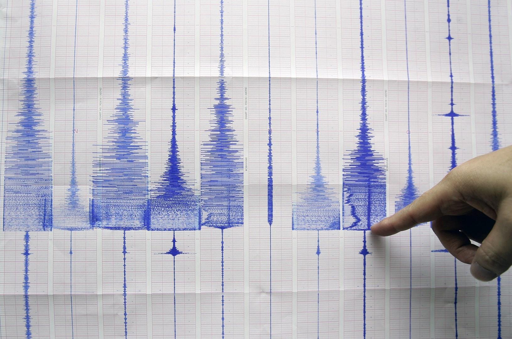 زلزال بقوة 5.2 درجة يضرب جنوبي تركيا