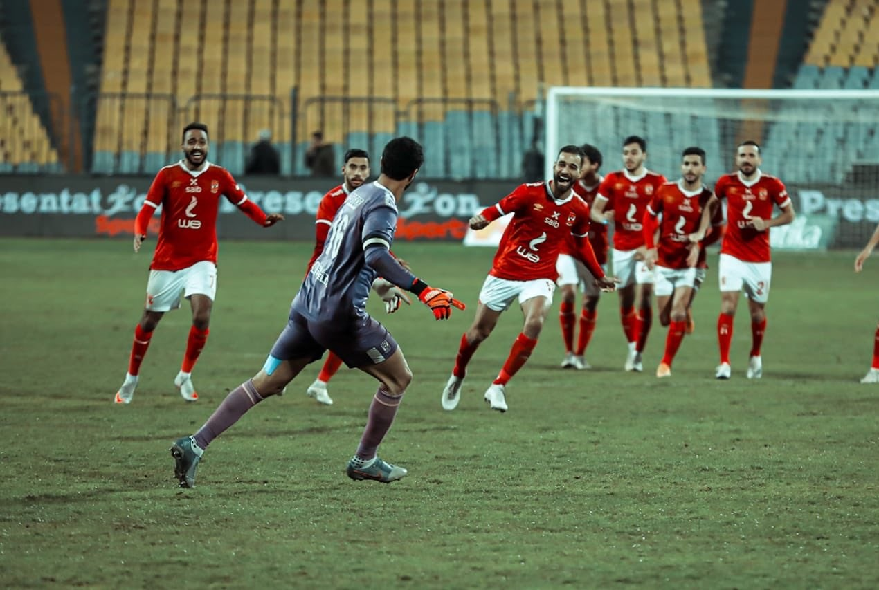 اللقب الـ 37 للأهلي في كأس مصر