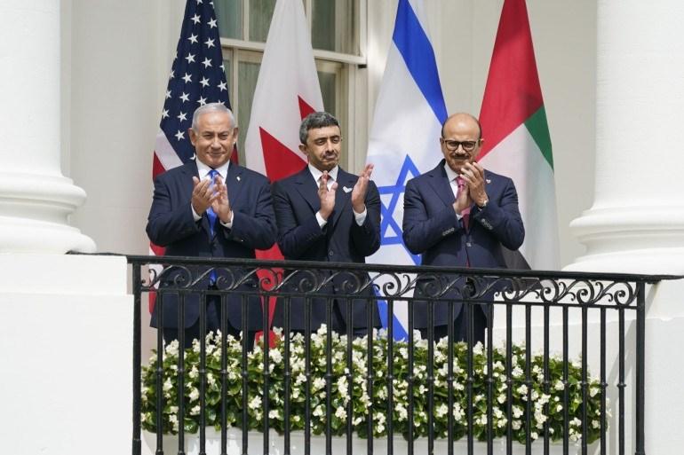الإمارات والبحرين وقعتا اتفاق تطبيع مع