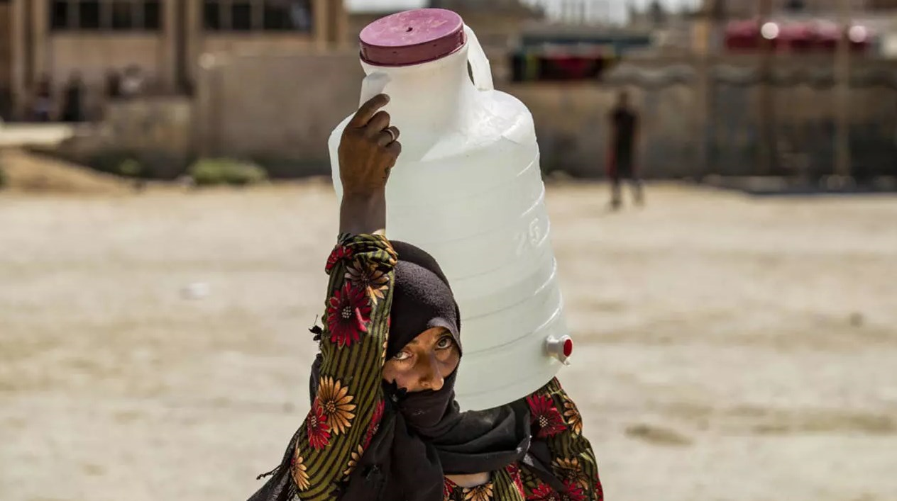انقطاع المياه عن مليون مدني في الحسكة لليوم الـ11