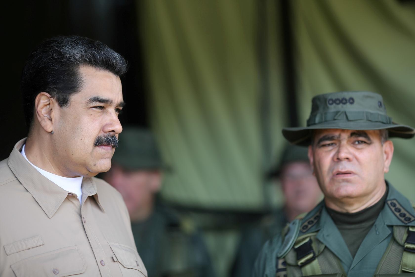 وزير الدفاع الفنزويلي للميادين: أقول للشعب تعالوا وصوتوا فالعملية آمنة