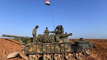 الجيش السوري يعزز وجوده في ريفي حماة وإدلب