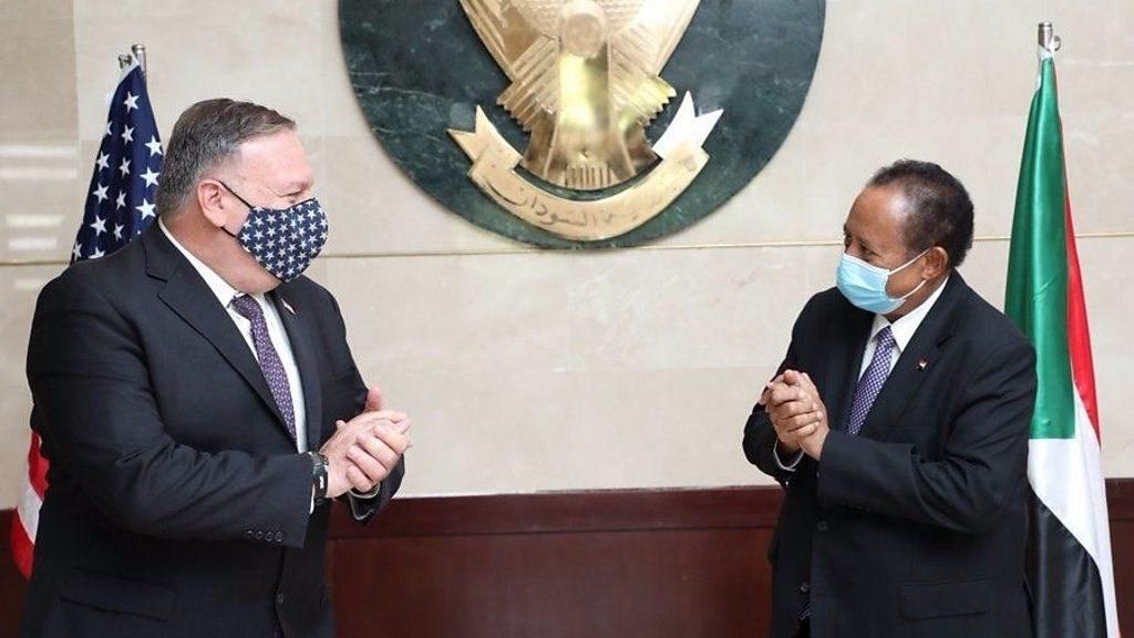 اتفاق على إقامة علاقات بين البلدين وترامب يرفع الخرطوم من قائمة الإرهاب