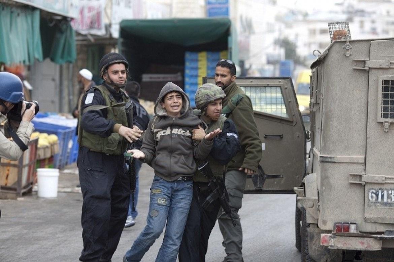 نحو 160 قاصراً فلسطينياً معتقل في سجون الاحتلال