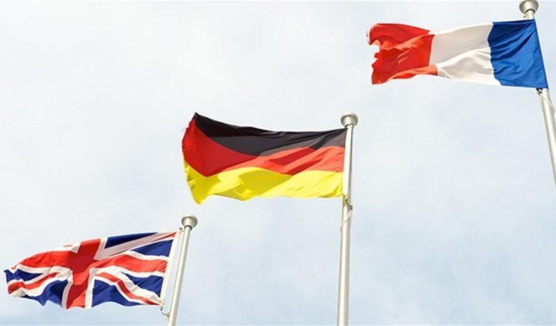 البيان الفرنسي البريطاني الألماني المشترك: إعلان إيران يخالف الاتفاق النووي