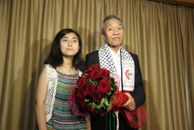 الفدائي الياباني الذي صار نجماً في سماء فلسطين