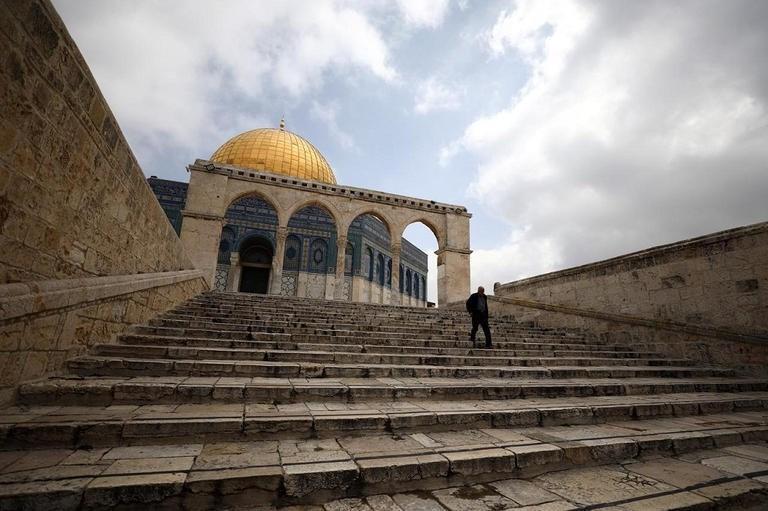 حمّلت الوزارة الفلسطينينة حكومة نتنياهو المسؤولية عن دعوات اقتحام الأقصى