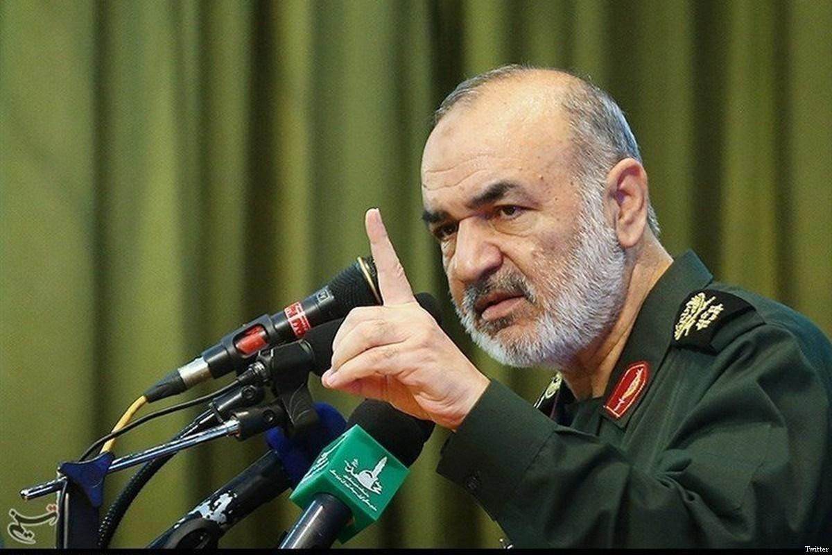 سلامي: على الاعداء انتظار الرد الإيراني الحاسم على اغتيال فخري زادة