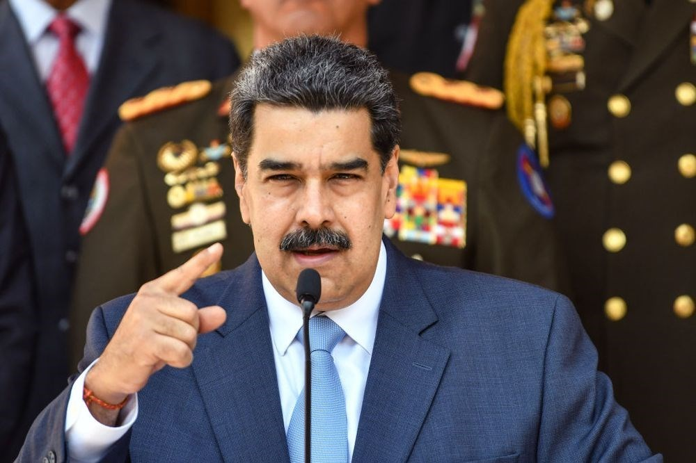 مادورو: مصدر استخباراتي كولومبي موثوق جداً أفادني بأن الاغتيال قد خطط ليكون مباشرة وبالبث الحي