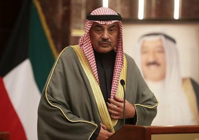 إعادة تكليف الشيخ صباح الخالد الصباح برئاسة مجلس الوزراء