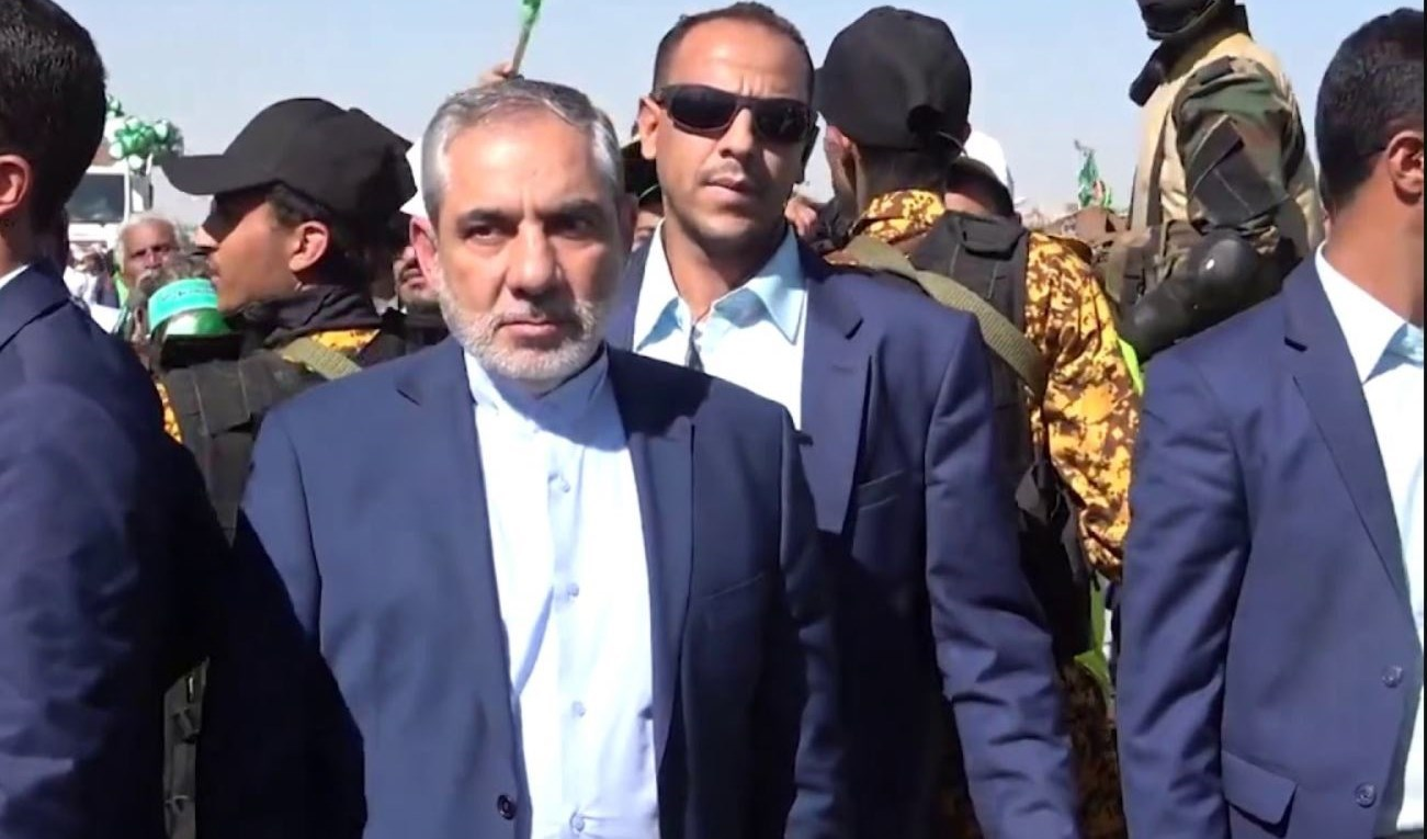 السفير الإيراني لدى اليمن حسن ايرلو