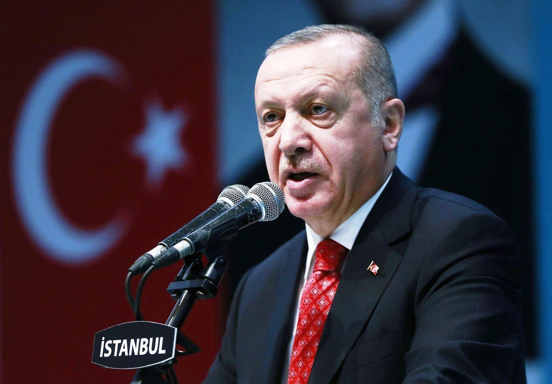 رجب طيب إردوغان: الاتحاد الأوروبي لم يكن نزيهاً معنا ولم يفِ بوعوده