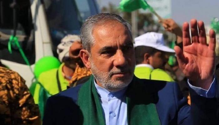 السفير الإيراني لدى اليمن حسن إيرلو