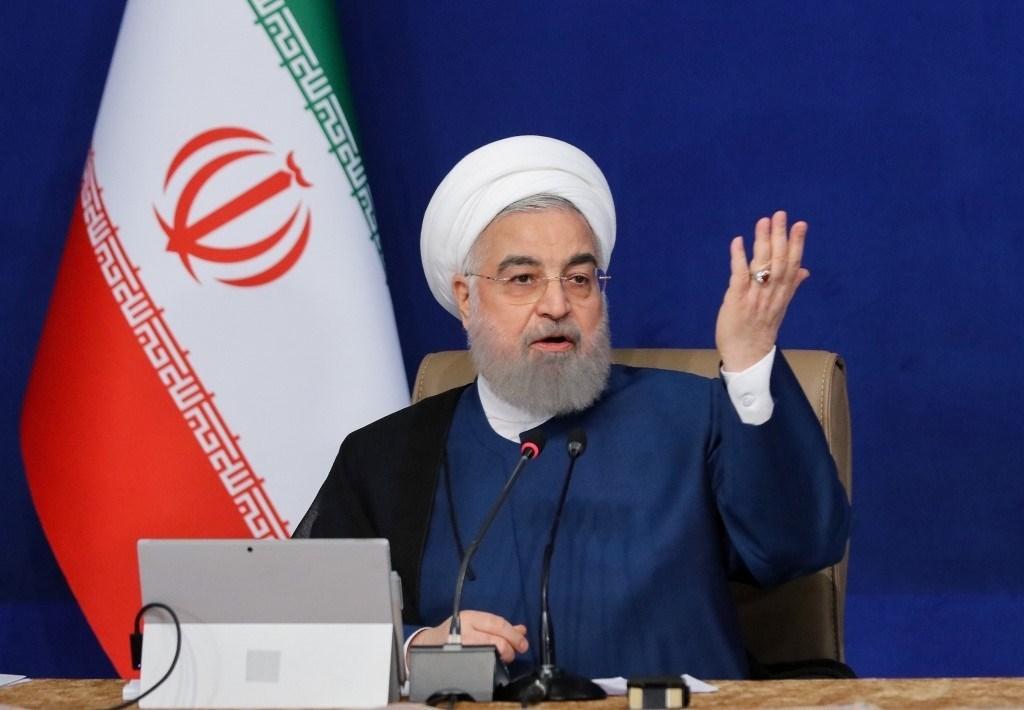 روحاني: العودة إلى الاتفاق النووي لا تتطلب مفاوضات بل مجرد توقيع