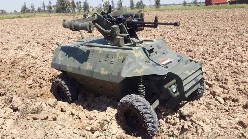طبقت وحدات الرد السريع التابعة للجيش العراقي ابتكاراً صمّمه شاب عراقي في العام 2016