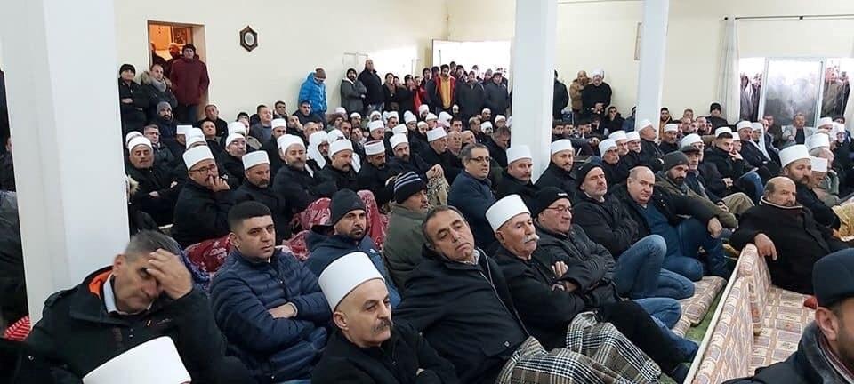 """إضراب في الجولان المحتل رفضاً لـ """"للمراوح"""" الإسرائيلية: عدوانٌ جائر"""