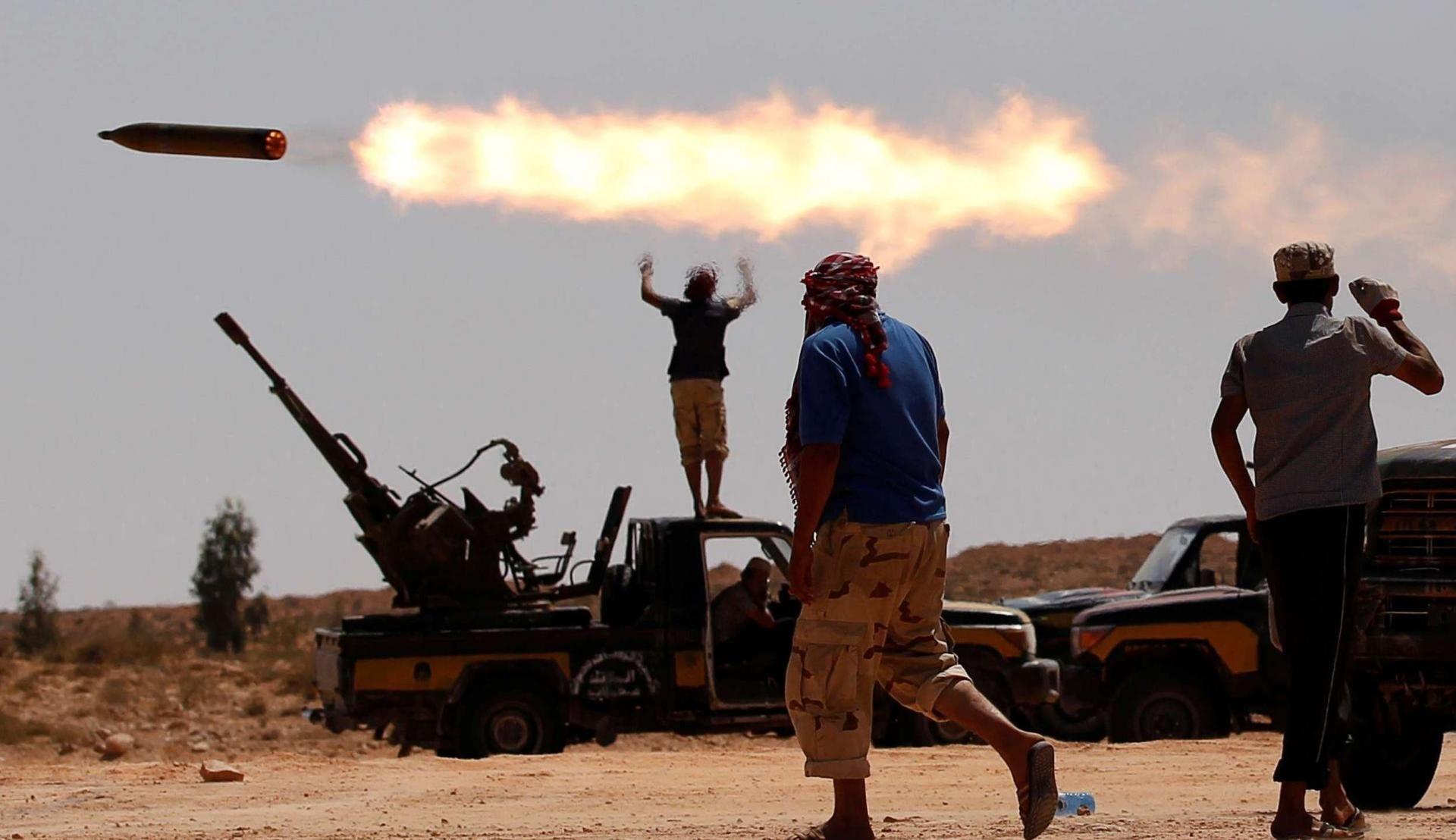 """مشروع قرار بريطاني معدّل في مجلس الأمن يطالب بسحب """"المرتزقة"""" من ليبيا"""