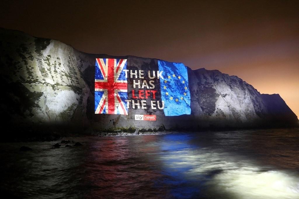 بعد نحو نصف قرن... بريطانيا تنفصل رسميّاً عن الاتحاد الأوروبيّ