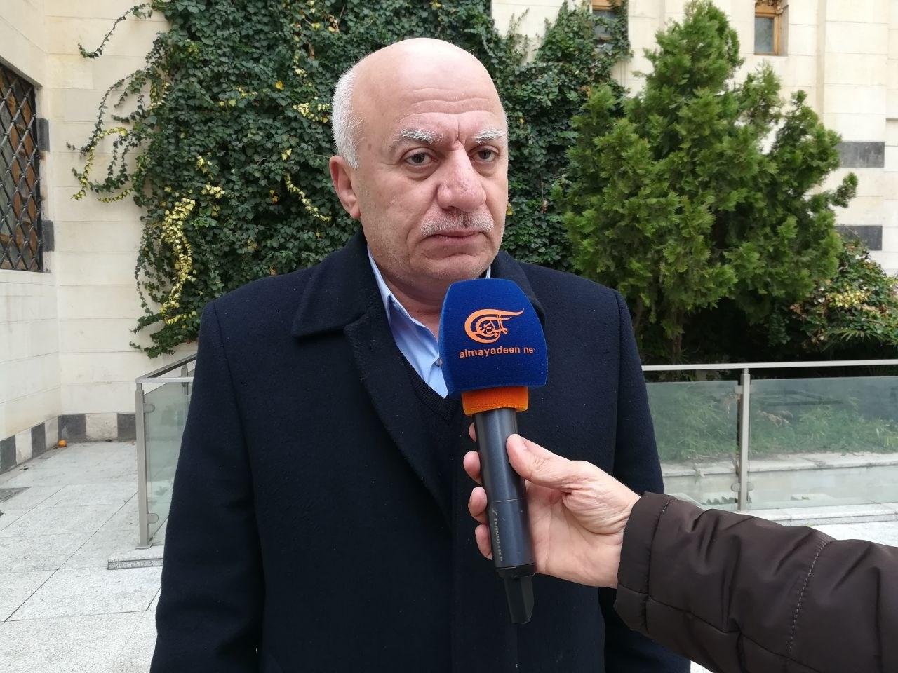 نائب سوري للميادين: تقدم كبير في الحوار بين القوى الكردية ودمشق