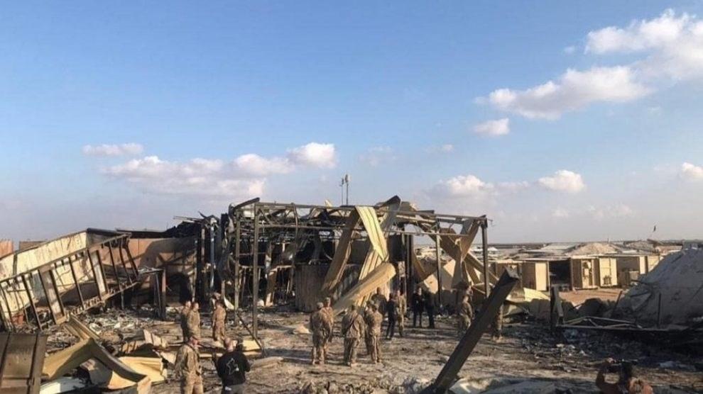 """البنتاغون الأميركي يعلن رسمياً عن إصابات جديدة في استهداف """"عين الأسد"""""""