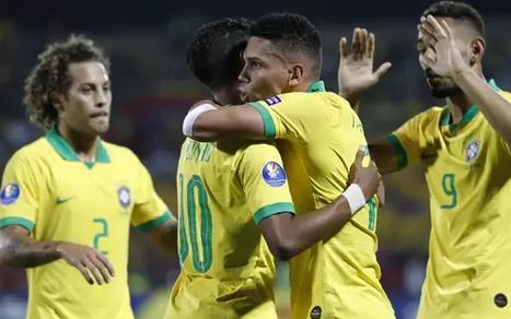 منتخب البرازيل يهزم نظيره الأرجنتيني ويلحق به إلى الأولمبياد