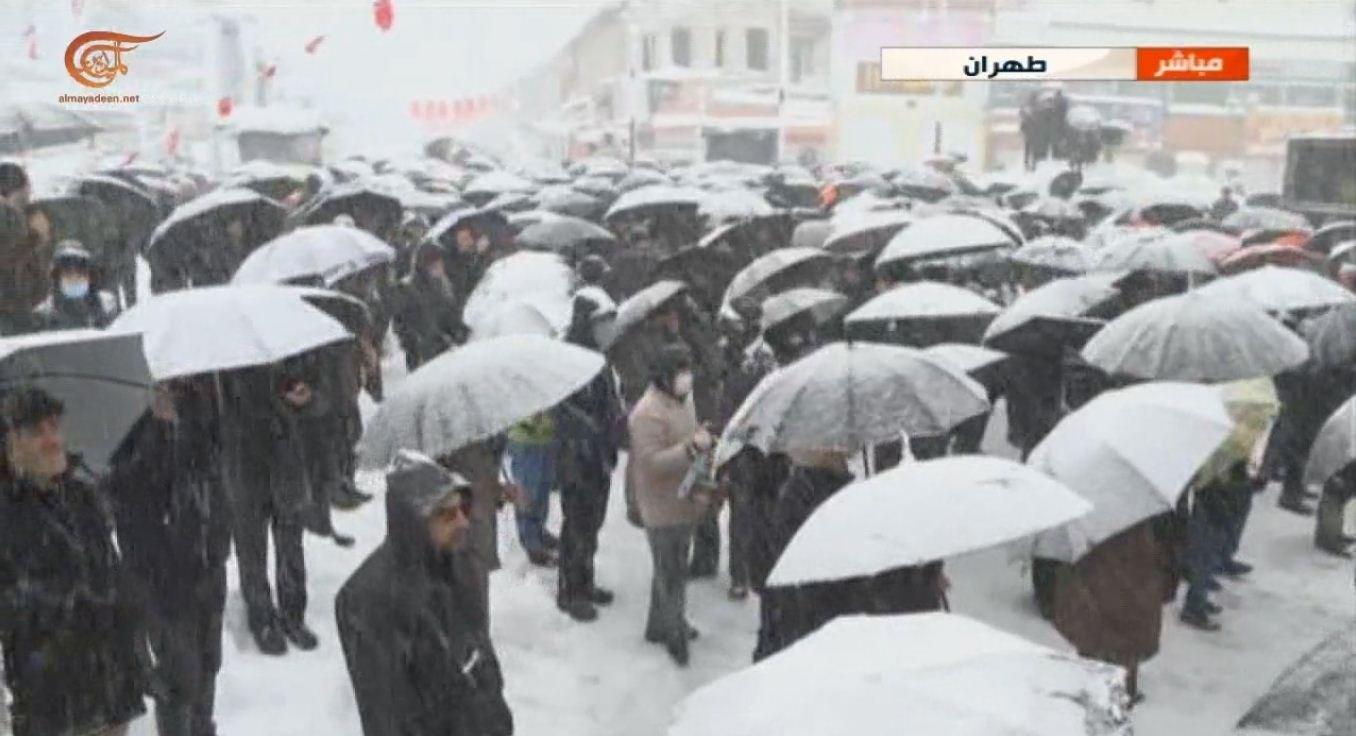 إيران تحتفل اليوم بالذكرى الـ 41 لانتصار الثورة الإسلامية