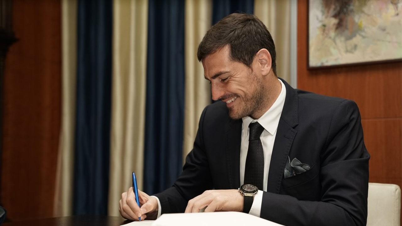 كاسياس يسعى لرئاسة الاتحاد الإسباني