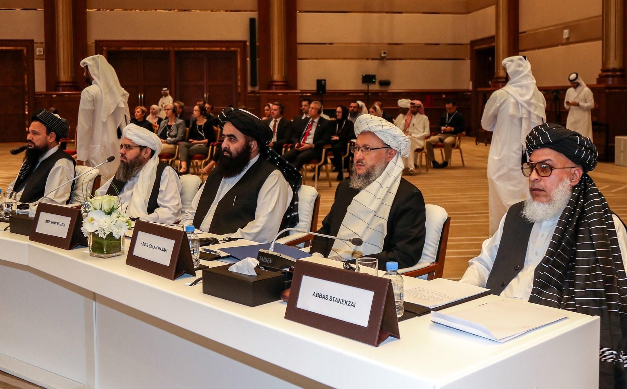 """ترجيح توقيع اتفاقية سلام بين واشنطن و""""طالبان"""""""