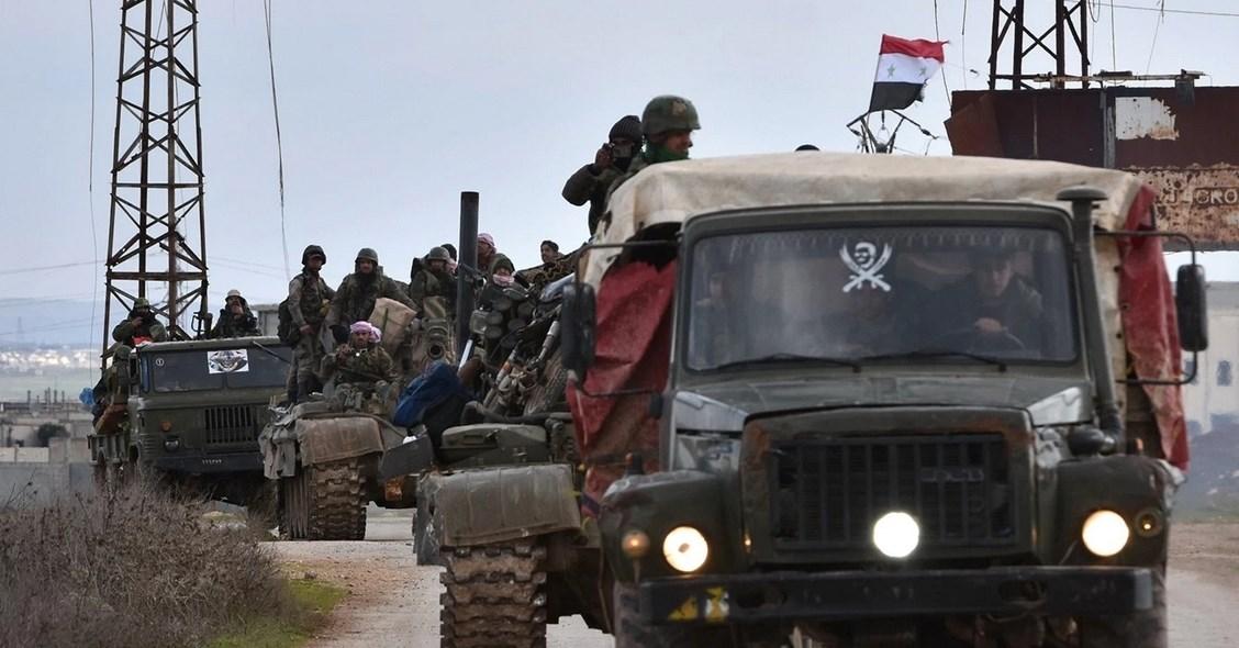 الجيش السوري يواصل تقدمه في ريف حلب الجنوبي الغربي