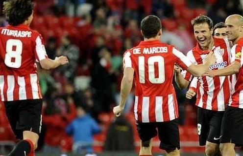 بلباو يتقدّم على غرناطة في ذهاب نصف نهائي كأس إسبانيا