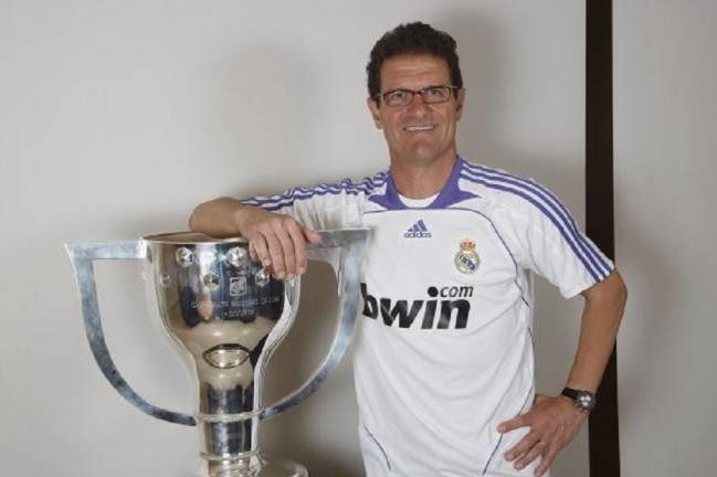 """فابيو كابيلو يرشح ريال مدريد للفوز بـ """"الليغا"""""""