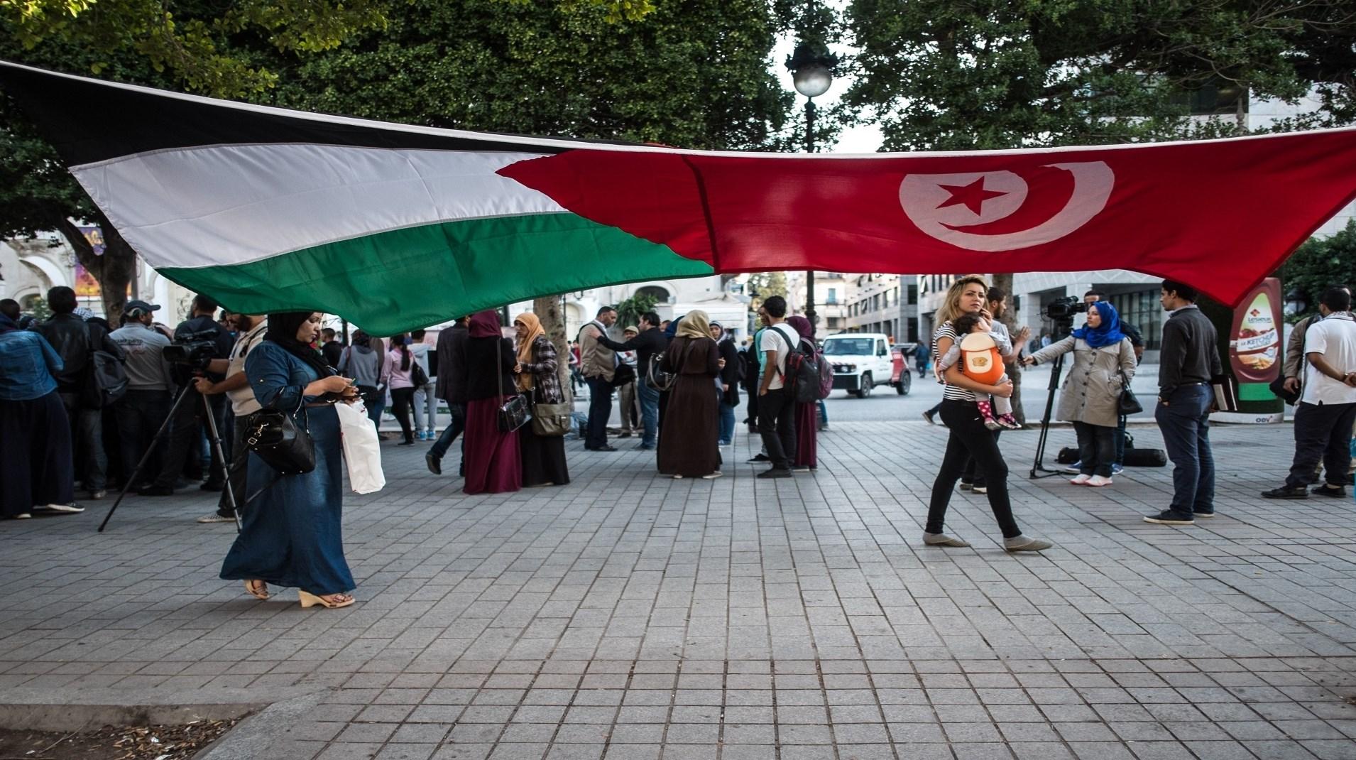 اليسار التونسي تفرّقه الخلافات ويوحّده رفض التطبيع