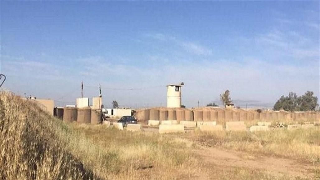 """سقوط صاروخ على قاعدة """"كي وان"""" الأميركية في العراق"""