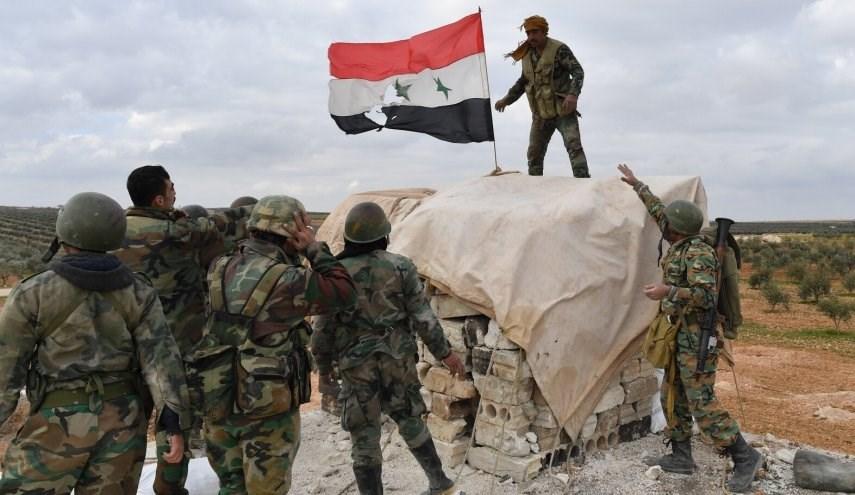 الجيش السوري يسيطر على اورم الكبرى وجمعية الرضوان على طريق حلب -إدلب