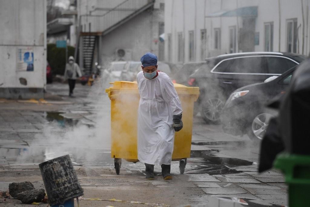 منظمة الصحة العالمية: فايروس كورونا قد يطال ثلثي سكان كوكب الأرض